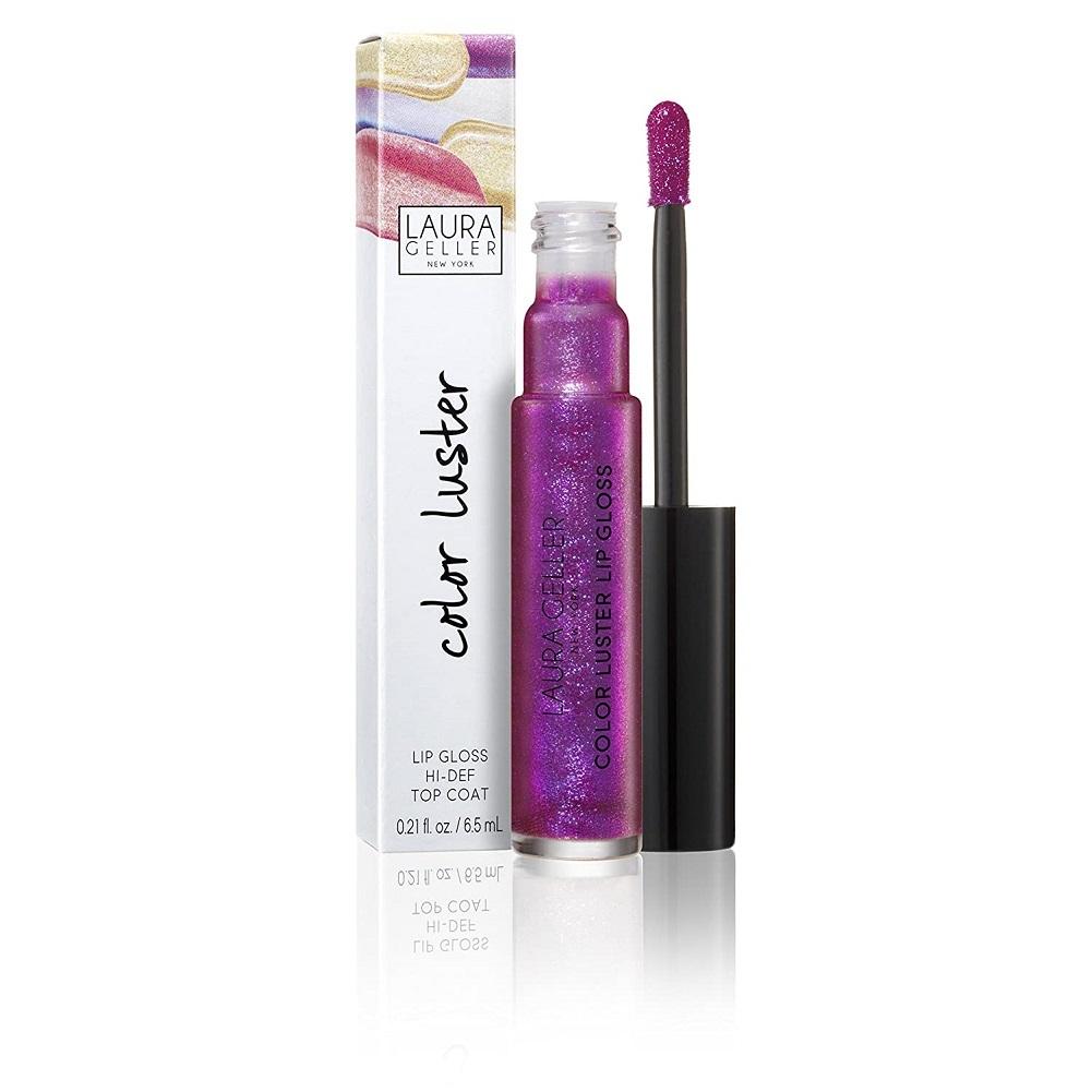 LAURA GELLER NEW YORK Color Luster Lip Gloss Hi-Def Top Coat - $52.98