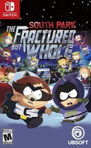 South Park: The Fractured But Whole Nintendo Switch  Factory Sealed NEW - $27.84