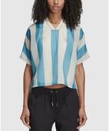 adidas Originals Layered Argentina T-Shirt, CY0682, Size XS, MSRP $90 - $60.76