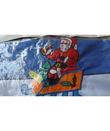 New Santa and Sleigh Christmas Holiday Standard Size Mail Box Cover - $8.15