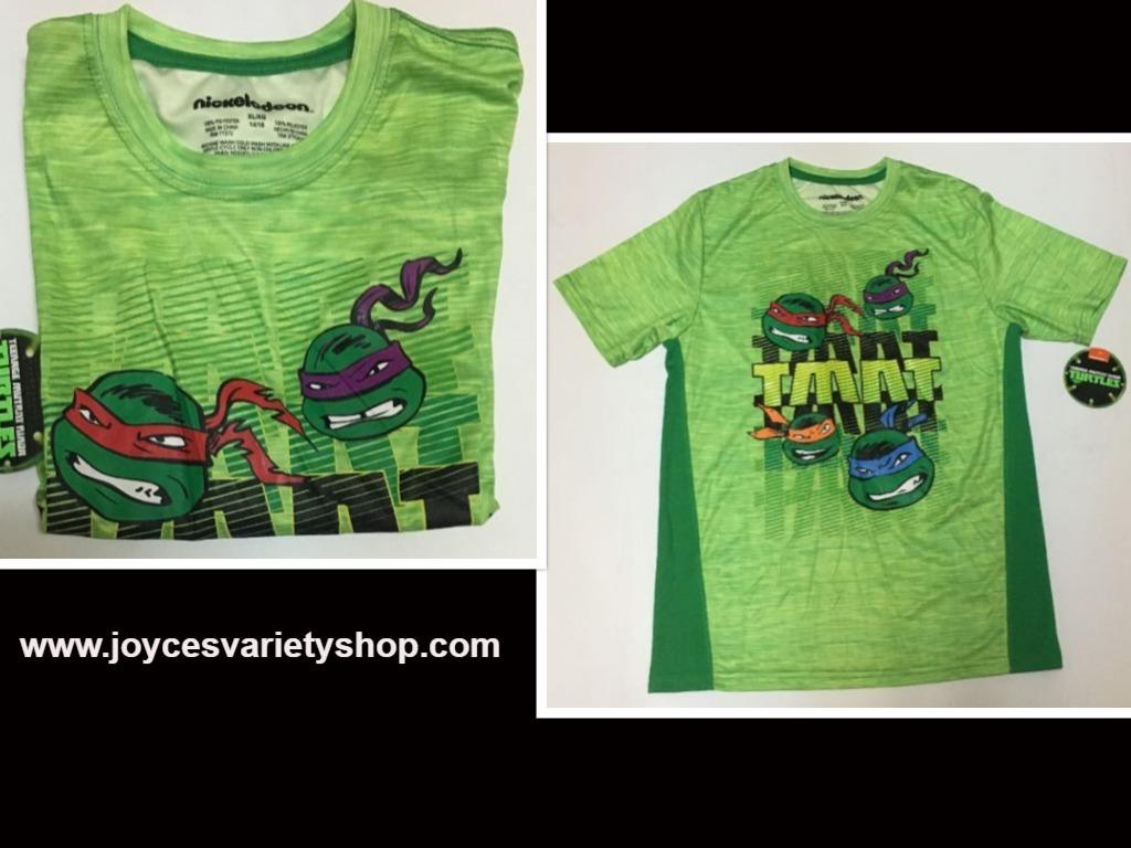Ninja turtle shirt 14 16 web collage