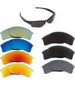 Replacement Lenses for-Oakley Quarter Jacket Sunglasses Anti-Scratch Multi-Color - $6.99