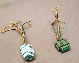 2002-2004 Infiniti Q45 OEM Xenon HID Headlight Headlamp Pigtail Wiring & Plugs - $14.55