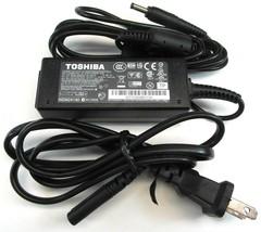 Genuine Toshiba Laptop AC Power Adapter PA3922U-1ACA PA-1300-03 G71C000BY110 30W - $10.99