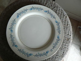 Theodore Haviland 10 3/4 inch dinner plate (Clinton) 1 available - $4.31