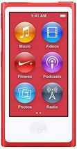 Apple iPod Nano 16GB Red Special Edition 7th Generation - $247.49