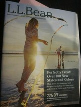 LL BEAN L.L. BEAN HOME CATALOG LATE SUMMER 2019 PERFECTLY FRESH BRAND NEW - $9.99
