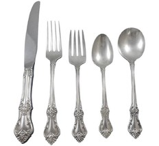 Afterglow by Oneida Sterling Silver Flatware Set For 18 Service 94 Pieces Huge - $4,900.00