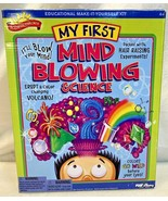 """SCIENTIFIC EXPLORER """"MY FIRST MIND-BLOWING SCIENCE KIDS SCIENCE EXPERIME... - $15.83"""
