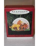 Hallmark Disneys The Lion King Keepsake Ornament - $34.65