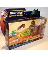 Star Wars Angry Birds Jabba's Palace Battle Games - BRAND NEW SEALED - $33.99