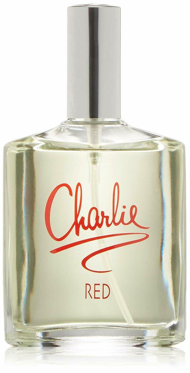 Revlon Charlie Red Perfume 100ml Olfactive family floral-floral-wood-for Women