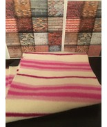 Burberry Women Pink Scarf One Size - $99.00