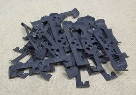 electrical item 4in x 3/4in x 3/8in Clamp Steel Lot of 18 - $10.94