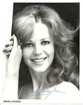 Brenda Dickson Signed Autographed Glossy 8x10 Photo - COA Matching Holograms - $29.69