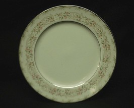 """Old Vintage Shelton by Sango 6-1/2"""" Bread & Butter Plate Pink Flowers Gray Japan - $9.89"""