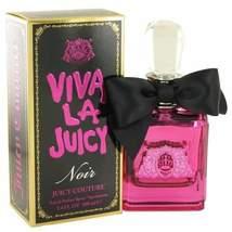 Viva La Juicy Noir by Juicy Couture Eau De Parfum Spray 3.4 oz (Women) - $52.65