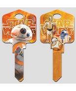 Star Wars Key Blanks (Kwikset-KW, BB-8) - $9.89