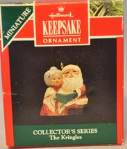 Hallmark - The Kringles - Series 4th - Miniature Keepsake Ornament - $7.12