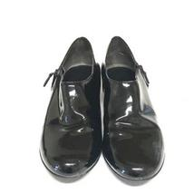 Cole Haan Callie Waterproof Rain Black Patent Leather Women's Size 11B - $4,000.00