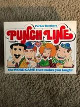 Vintage Punch Line Game!!!  Complete!!! - $32.50