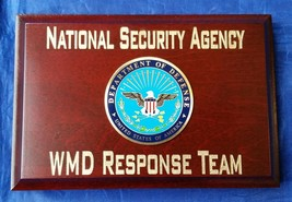 NSA National Security Agency WMD Response Team US Department of Defense ... - $37.12