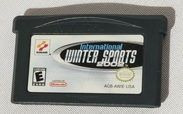 ESPN International Winter Sports 2002 (Nintendo Game Boy Advance, 2002) - $9.74