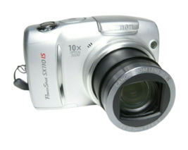Canon SX110 9.0MP HD Camera Infrared IR/UV Open Full Spectrum Ghost MOD ... - $93.21