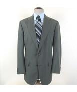 Brooks Brothers Men's size 42L Beige Wool Blend Blazer Sport Coat Jacket - $38.88