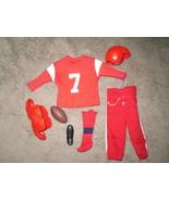 Mattel Barbie Doll Football Outfit - #799 Touchdown Ken - 1963 BW Label - $18.00