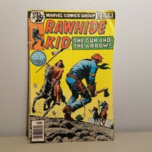 Rawhide Kid Marvel Comic Book Outlaw Issue #150 March 1979 Vintage - $13.99