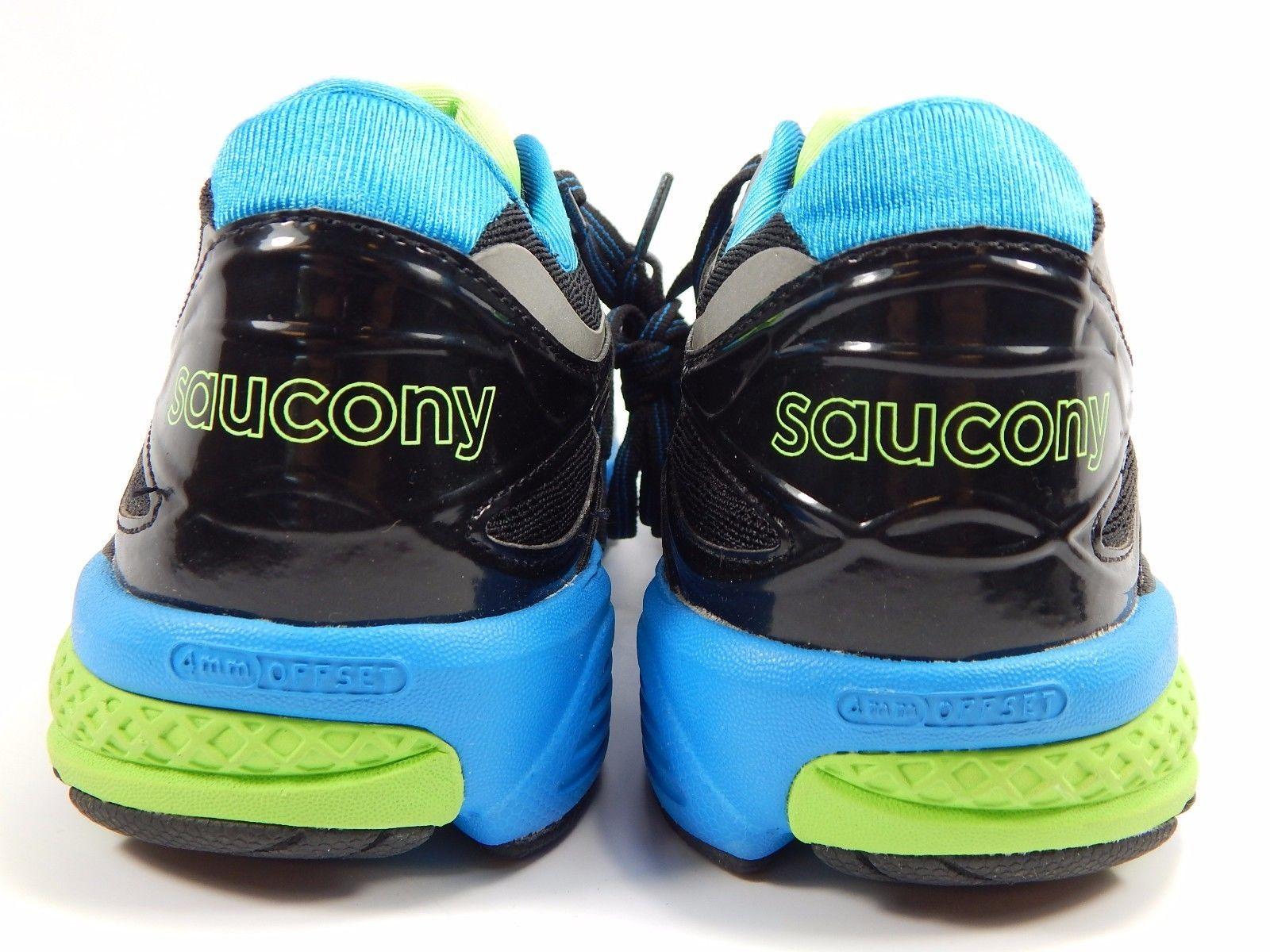 Saucony Zealot ISO 2 Men's Running Shoes Size US 9 M (D) EU 42.5 Silver S20314-1