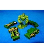 Hulk Agents of SMASH ~ Marvel 3D Action Figure Cake Decorating Kit, DecoPac - $9.75