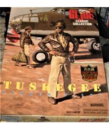 G. I. Joe  - Classic Collection TUSKEGEE Bomber Pilot (African American) - $50.00