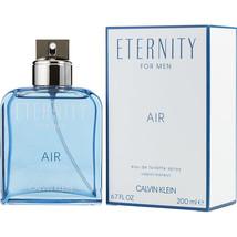 Eternity Air By Calvin Klein Edt Spray 6.7 Oz - $34.50
