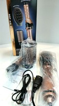 InfinitiPro Conair Hot Air Spin Brush Multi-Styler Iron One Step Volumizer - $28.49