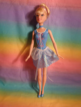 2007 Mattel Barbie Disney Princess Cinderella Doll Bath Beauty Changes Color  - $10.27