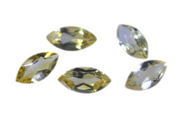 marvelous Citrine Faceted marquise 4x8 mm Loose Gemstones - $1.93