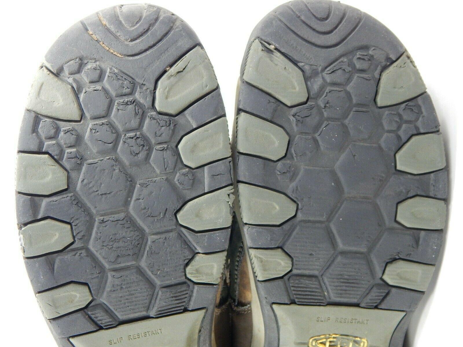 Keen Davenport AL Size 13 M (D) EU 47 Men's WP Composite Toe Work Boots 1016962