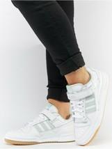 Adidas Original Damen Forum Turnschuhe Weiß/Grün Sneakers - $106.82
