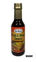 Grace Caribbean Fish And Meat Sauce  4.8 oz - $7.91