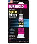 SureHold 360 SureFlex Flexible Adhesive Made in the USA Free Shipping - $8.86