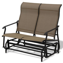 Double Patio Glider Rocking Armchair - $120.84
