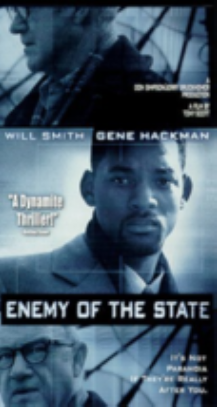Enemy of the State Vhs