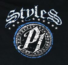 AJ Styles Image Men's T-Shirt Size (S thru 4XL) - $24.74