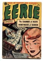 Eerie Comics #16 1954 Wood art- Avon Horror- Mummy cover- G+ - $333.44