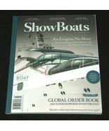 Showboats International Gennaio 2017 Enigma 25 Anni Dopo Lei Launch Yach... - $22.75