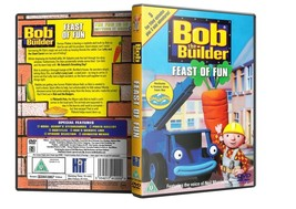 Hit Entertainment Childrens DVD - Bob The Builder Feast Of Fun DVD - $14.00