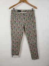 J.Crew Women Size 27 Jeans Liberty Toothpick Ankle Skinny Emma & Georgin... - $19.99