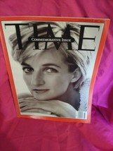 Vintage Time Magazine Princess Diana magazine collectors item used Sept ... - $18.70